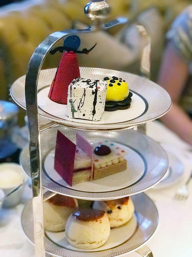 Mirror Room London Afternoon Tea