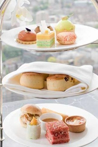 Asian Afternoon Tea