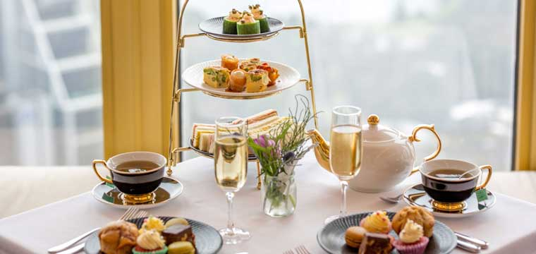 The Highest High Tea at STUDIO Sydney Tower