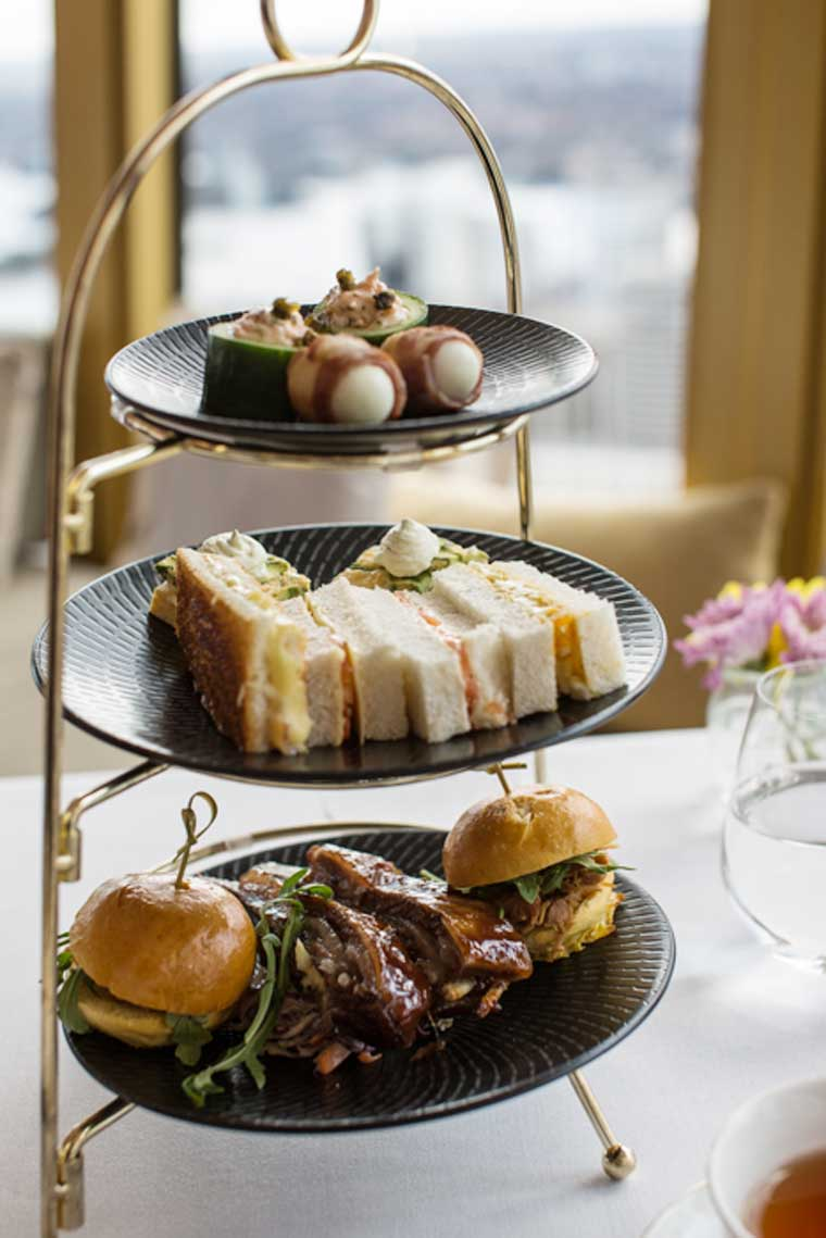 High Tea at 360 Bar & Dining