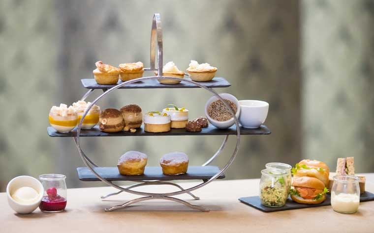 High Tea at the InterContinental Sydney