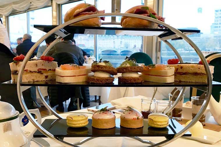 Waldorf Hilton London Hotel The Salad