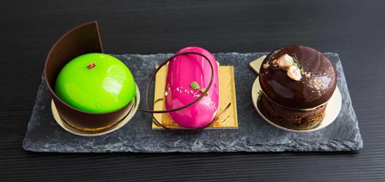Koi Dessert Bar, photo credit Tery Gunata