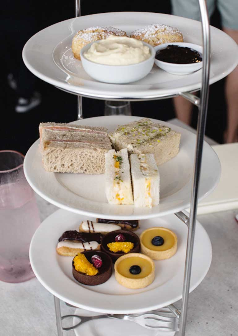 High Tea at No 1 William