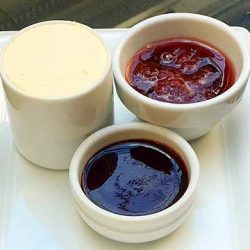 Raspberry & Chocolate Jam