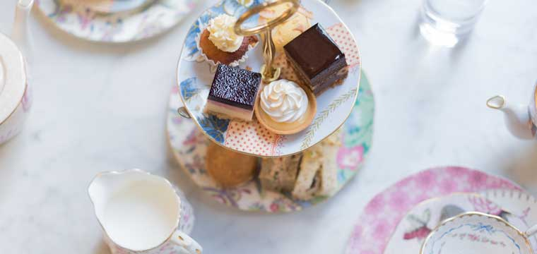High Tea at The Palace Tea Room Sydney supplied photo