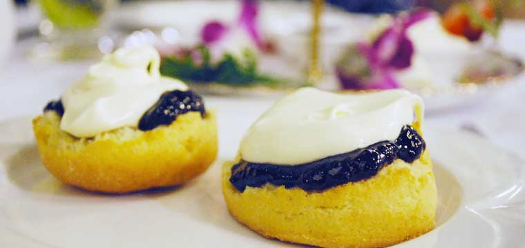 Scone recipe from the Hopetoun Tea Rooms