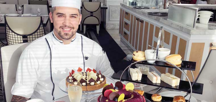 Anthony Teva Dagorn, Pastry Sous Chef