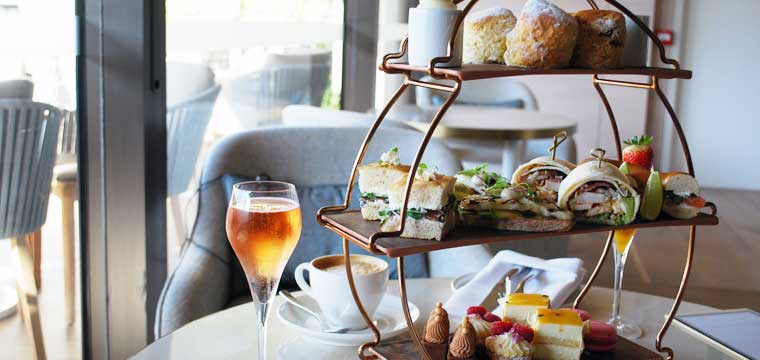 High Tea at The Loft, InterContinental Perth