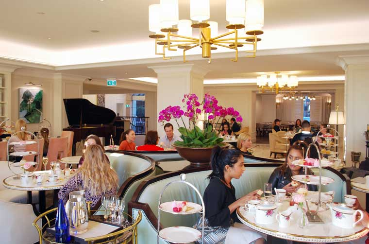 Wedgwood Afternoon Tea at The Langham Sydney