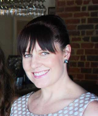 Michelle Milton, Founder & Director of High Tea Society