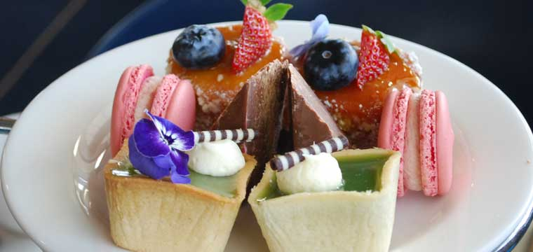 High Tea on Searoad Ferries Sorrento to Queenscliff