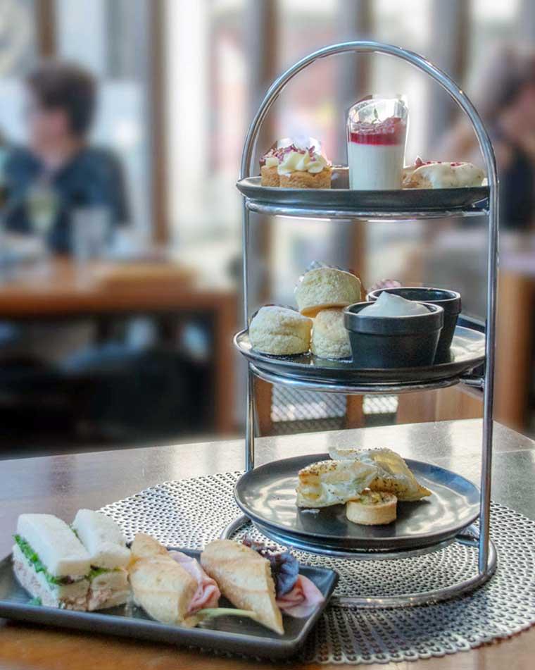 High Tea at Sentinel Bar & Grill Perth