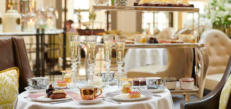 Afternoon Tea at The Corinthia Hotel London - supplied photo