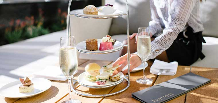 High Tea at the Westin Perth