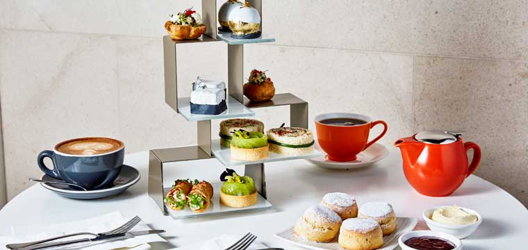 High Tea at The Hilton Sydney - supplied photo