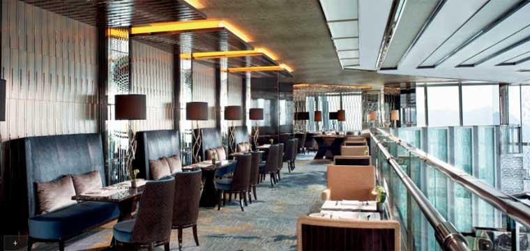 Café 103, The Ritz Carlton Hong Kong