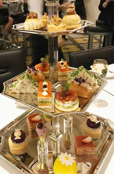Afternoon Tea at The Waiting Room