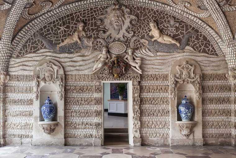 Woburn Abbey Grotto