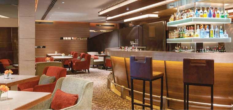 Lobby Lounge, Marco Polo Hong Kong Hotel