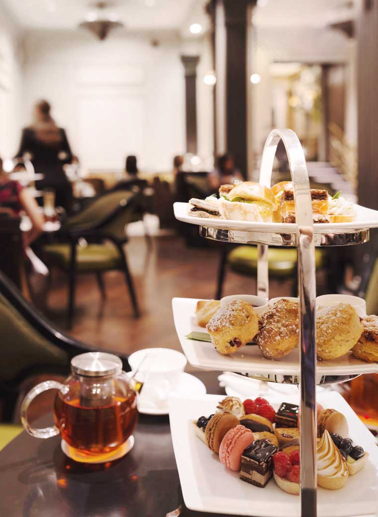 High Tea at The Pierre New York