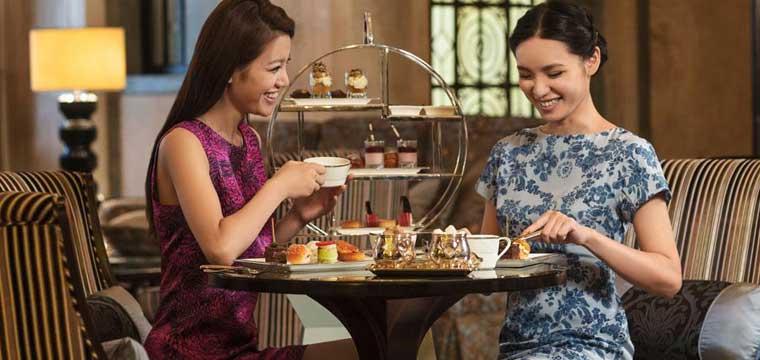 Jasmine Lounge – Fairmont Peace Hotel Shanghai
