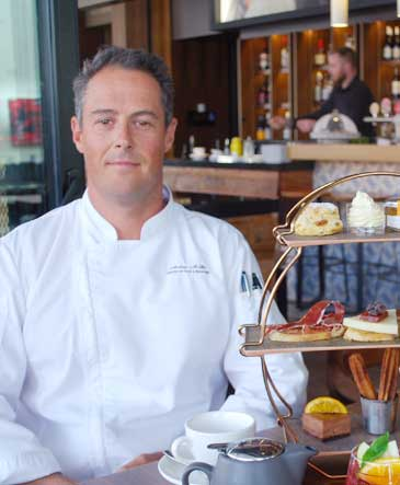 Andrew McGie, Director of Food and Beverage, InterContinental Perth