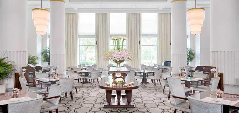 The Lobby, Peninsula Hotel Shanghai