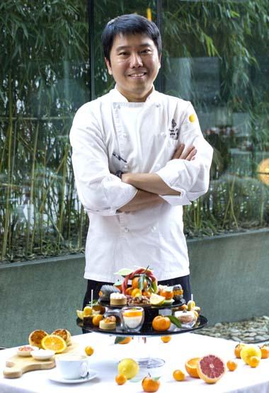 Steven Chen, Pastry Chef