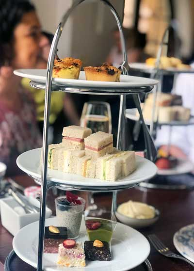 High Tea at The Treasury Brisbane