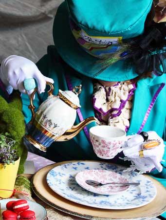 Mad Hatter's High Tea at Stamford Plaza Melbourne