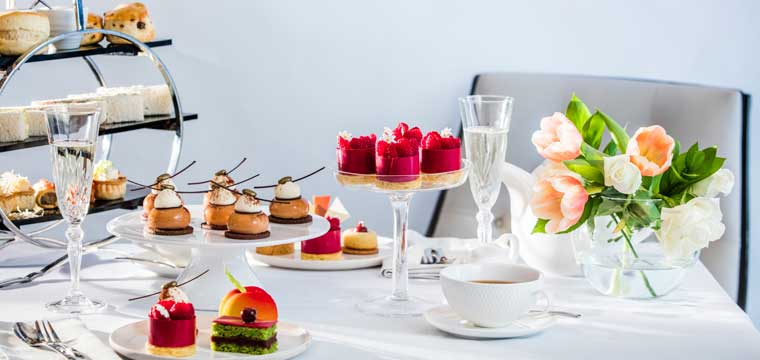 English High Tea at The Conservatory, Crown Melbourne
