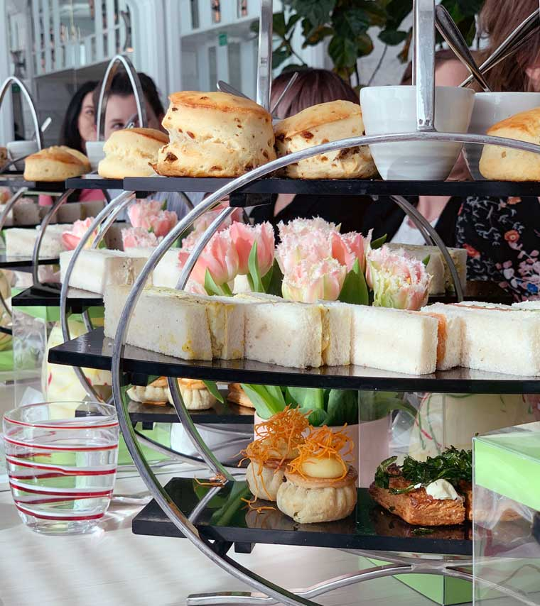 High Tea Crown Melbourne