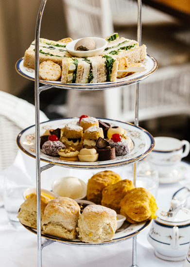 High Tea at Hadley's Orient Hotel - supplied photo
