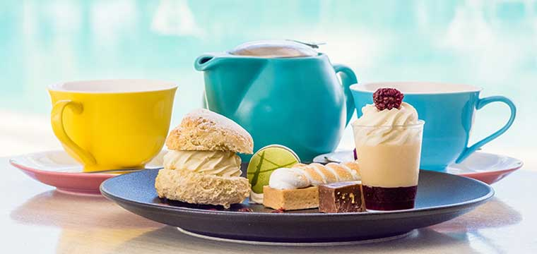 High Tea at Bistro 38