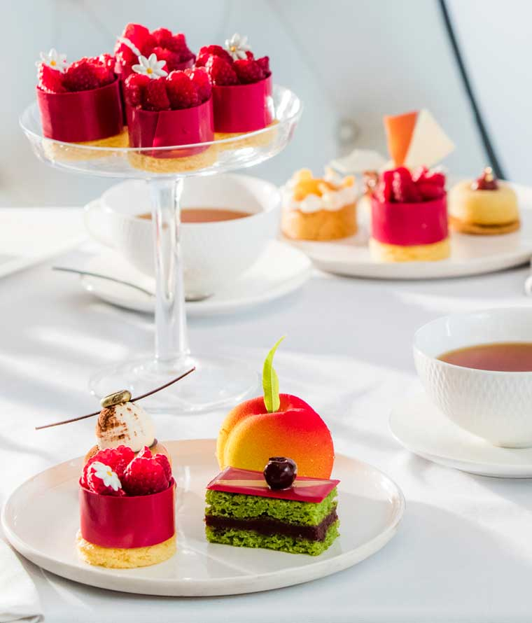 High Tea Conservatory Crown
