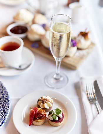 High Tea at the Lindrum Hotel Melbourne
