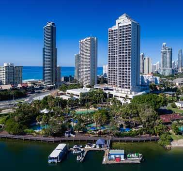 Surfers Paradise Marriott Resort & Spa