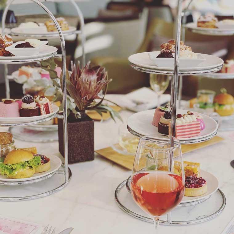 Pink High Tea at The Westin Perth